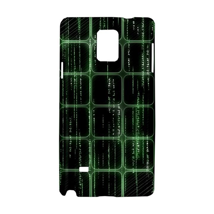 Matrix Earth Global International Samsung Galaxy Note 4 Hardshell Case