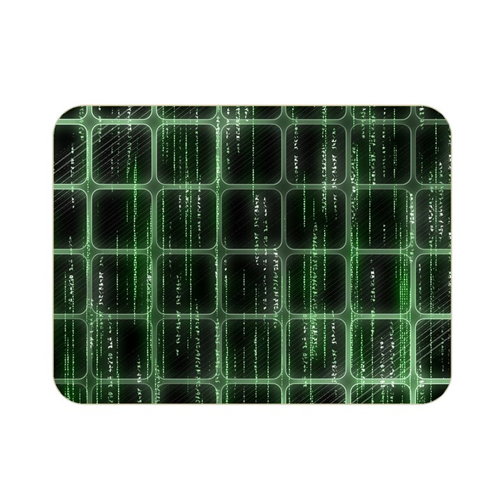 Matrix Earth Global International Double Sided Flano Blanket (Mini)
