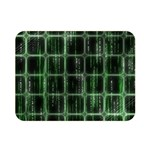 Matrix Earth Global International Double Sided Flano Blanket (Mini)  35 x27 Blanket Back