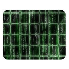 Matrix Earth Global International Double Sided Flano Blanket (large)