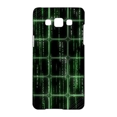 Matrix Earth Global International Samsung Galaxy A5 Hardshell Case