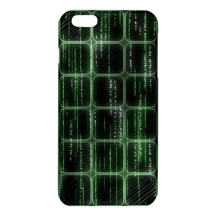 Matrix Earth Global International iPhone 6 Plus/6S Plus TPU Case