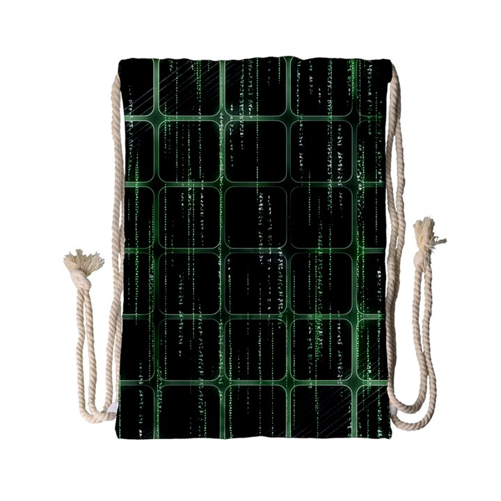 Matrix Earth Global International Drawstring Bag (Small)