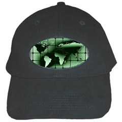 Matrix Earth Global International Black Cap