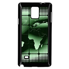 Matrix Earth Global International Samsung Galaxy Note 4 Case (black)