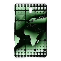 Matrix Earth Global International Samsung Galaxy Tab S (8 4 ) Hardshell Case