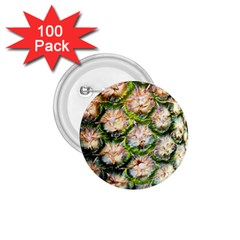 Pineapple Texture Macro Pattern 1 75  Buttons (100 Pack)