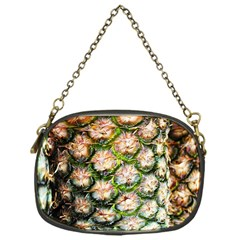 Pineapple Texture Macro Pattern Chain Purses (one Side)