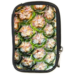 Pineapple Texture Macro Pattern Compact Camera Cases