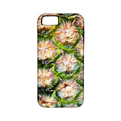 Pineapple Texture Macro Pattern Apple Iphone 5 Classic Hardshell Case (pc+silicone)