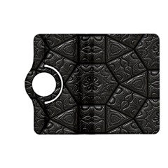 Tile Emboss Luxury Artwork Depth Kindle Fire Hd (2013) Flip 360 Case