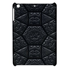 Tile Emboss Luxury Artwork Depth Apple Ipad Mini Hardshell Case