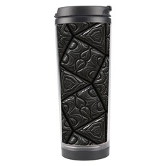 Tile Emboss Luxury Artwork Depth Travel Tumbler