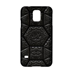 Tile Emboss Luxury Artwork Depth Samsung Galaxy S5 Hardshell Case