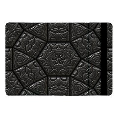 Tile Emboss Luxury Artwork Depth Apple Ipad Pro 10 5   Flip Case