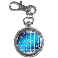 Tile Square Mail Email E Mail At Key Chain Watches