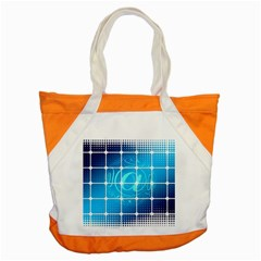 Tile Square Mail Email E Mail At Accent Tote Bag