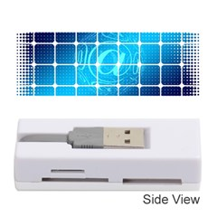 Tile Square Mail Email E Mail At Memory Card Reader (stick)