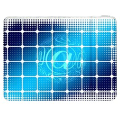 Tile Square Mail Email E Mail At Samsung Galaxy Tab 7  P1000 Flip Case
