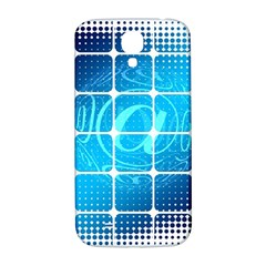 Tile Square Mail Email E Mail At Samsung Galaxy S4 I9500/i9505  Hardshell Back Case