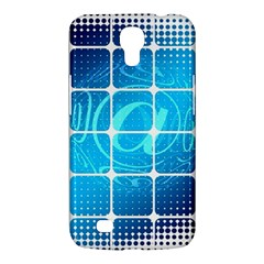 Tile Square Mail Email E Mail At Samsung Galaxy Mega 6 3  I9200 Hardshell Case