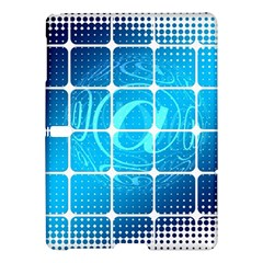 Tile Square Mail Email E Mail At Samsung Galaxy Tab S (10 5 ) Hardshell Case
