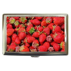 Strawberries Berries Fruit Cigarette Money Cases