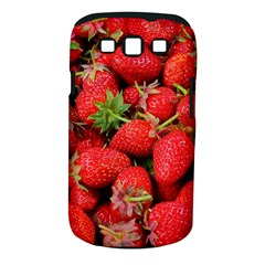 Strawberries Berries Fruit Samsung Galaxy S Iii Classic Hardshell Case (pc+silicone)