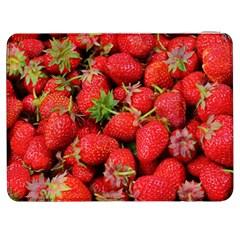 Strawberries Berries Fruit Samsung Galaxy Tab 7  P1000 Flip Case