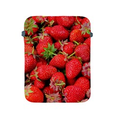 Strawberries Berries Fruit Apple Ipad 2/3/4 Protective Soft Cases