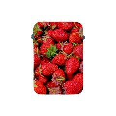 Strawberries Berries Fruit Apple Ipad Mini Protective Soft Cases