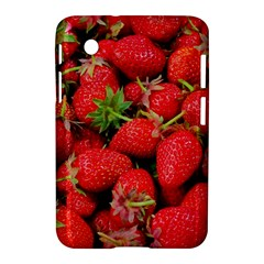 Strawberries Berries Fruit Samsung Galaxy Tab 2 (7 ) P3100 Hardshell Case