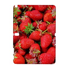 Strawberries Berries Fruit Galaxy Note 1