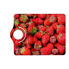 Strawberries Berries Fruit Kindle Fire Hd (2013) Flip 360 Case