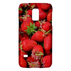 Strawberries Berries Fruit Galaxy S5 Mini
