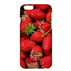 Strawberries Berries Fruit Apple Iphone 6 Plus/6s Plus Hardshell Case