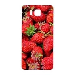 Strawberries Berries Fruit Samsung Galaxy Alpha Hardshell Back Case