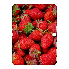 Strawberries Berries Fruit Samsung Galaxy Tab 4 (10 1 ) Hardshell Case