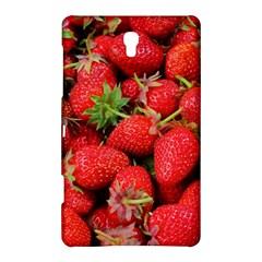 Strawberries Berries Fruit Samsung Galaxy Tab S (8 4 ) Hardshell Case