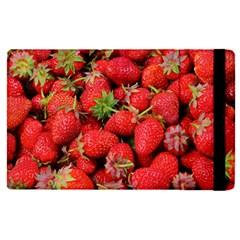 Strawberries Berries Fruit Apple Ipad Pro 12 9   Flip Case