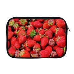 Strawberries Berries Fruit Apple Macbook Pro 17  Zipper Case