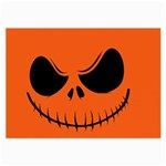 Halloween Large Glasses Cloth (2-Side) Front
