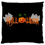 Halloween Standard Flano Cushion Case (One Side) Front