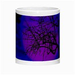 Halloween landscape Night Luminous Mugs Center