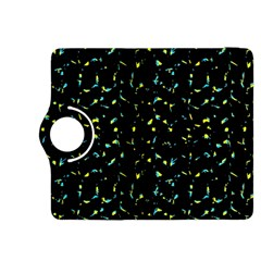 Splatter Abstract Dark Pattern Kindle Fire Hdx 8 9  Flip 360 Case