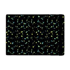 Splatter Abstract Dark Pattern Ipad Mini 2 Flip Cases