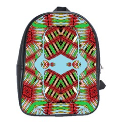Digital Dot One School Bag (xl)