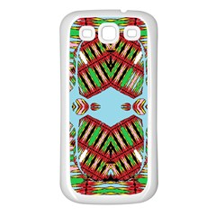 Digital Dot One Samsung Galaxy S3 Back Case (white)