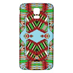 Digital Dot One Samsung Galaxy S5 Back Case (white)