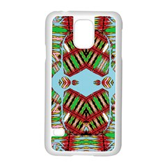 Digital Dot One Samsung Galaxy S5 Case (white)